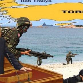 «ΤΟΥ ΤΡΑΒΗΞΑΝ ΤΟ ΑΦΤΙ ΚΑΙ ΑΝΑΚΑΛΕΣΕ»! Α.Δαβάκης: «Ετοιμάζονται να μας επιτεθούν οι Τούρκοι σε νησιά καιΈβρο»