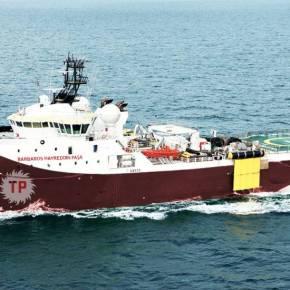 ΕΜΕΙΣ «ΨΑΧΝΟΥΜΕ» ΠΛΟΙΑ Α/Α ΠΕΡΙΟΧΗΣ Εθνικό πλοίο ερευνών ναυπηγούν οι Τούρκοι & στέλνουν το «Barbaros» στην ΑΟΖΚύπρου