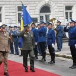 Επέστρεψε ο Α/ΓΕΕΘΑ από την επίσκεψη στη Βοσνία-Ερζεγοβίνη
