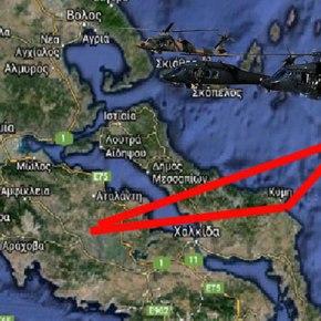 ΣΤΟΧΟΣ: ΤΑΝΑΓΡΑ – ΚΥΜΗ – ΣΚΥΡΟΣ – Διάτρηση στο «τρίγωνο του διαβόλου» επιχειρούν οι τουρκικές ένοπλεςδυνάμεις