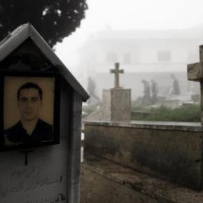 ΕΚΚΛΗΣΗ ΕΛΛΗΝΟΟΡΘΟΔΟΞΩΝ ΣΤΗΝ «ΧΡΙΣΤΙΑΝΙΚΗ» ΔΥΣΗ Ομαδικοί τάφοι Χριστιανών στηΣυρία