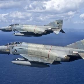 117 Πτέρυγα Μάχης – Mε τα θρυλικά Φαντάσματα της Πολεμικής Αεροπορίας(ΦΩΤΟΓΡΑΦΙΕΣ)