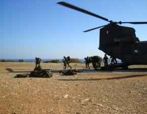 Ενεργοποίηση δεύτερης Αερομεταφερόμενης ΤαξιαρχίαςΠεζικού