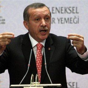 Προκλητικότατος ο Ερντογάν: «Δεν υπάρχει χώρα που να ονομάζεταιΚύπρος»