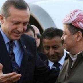 Η Τουρκία υπέγραψε σημαντικές ενεργειακές συμφωνίες με το ιρακινόΚουρδιστάν