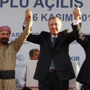 «Στήνεται» το Κουρδιστάν τηςΣυρίας