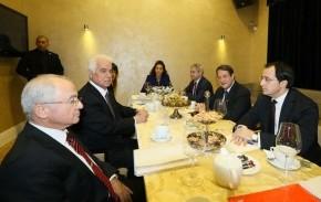 Κύπρος-συνάντηση: Καμία υποχώρηση από Τούρκους καιΤ/Κ…