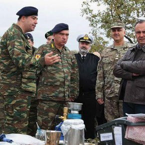 Η Ελλάδα διακρίνεται στο ΝΑΤΟ με το NRDC GR(ΦΩΤΟΓΡΑΦΙΕΣ)