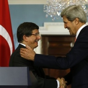 Κέρι – Νταβούτογλου: Τι συζήτησαν για τοΚυπριακό