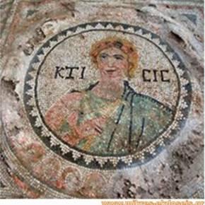 Οι Τούρκοι το ονομάζουν «ρωμαϊκό»Ελληνικό ψηφιδωτό 1700 ετών βρέθηκε στηνΤουρκία