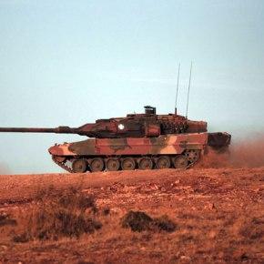 Υπογραφή σύμβασης για 12.000 διατρητικά βλήματα αρμάτων μάχηςDM63