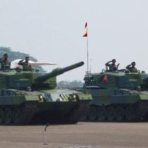 Leo 2A4 & Marder 1A3, το άρμα M1A1 Abrams… και τα ελληνικάΕΓΚΛΗΜΑΤΑ