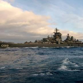 ΑΛΛΑΖΟΥΝ ΤΑ ΓΕΩΣΤΡΑΤΗΓΙΚΑ ΔΕΔΟΜΕΝΑ Αποχώρηση του αμερικανικού 6ου Στόλου από την Α.Μεσόγειο και έλευση τουρωσικού!