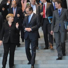 Προοίμιο συμφωνίας στη Γερμανία με αναφορά στην Ελλάδα.Σε κείμενο προγραμματικής συμφωνίας 177 σελίδων έχουν καταλήξει SPD, CDU καιCSU.