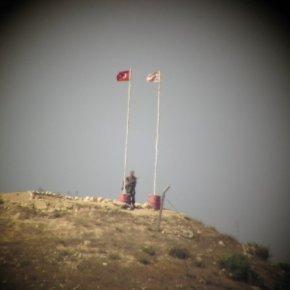 Αναδιοργάνωση τουρκικών κατοχικώνδυνάμεων