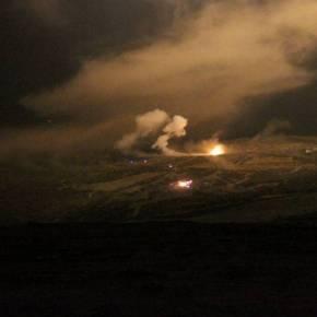 ΟΙ ΕΝΟΠΛΕΣ ΔΥΝΑΜΕΙΣ… «ΑΝΤΕΠΙΤΙΘΕΝΤΑΙ» – Φωτιά και ατσάλι τη νύχτα στον Έβρο – Οι βολές των LEO-2HEL τράνταξαν τηνΤουρκία