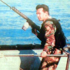 Συνελήφθη ο δολοφόνος του ΜαρίνουΖαμπάτη