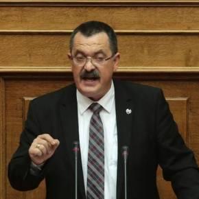 Χρήστος Παππάς: Είμαστε στη φυλακή, επειδή σταθήκαμε στο πλευρό τωνΕλλήνων!