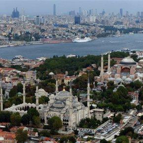 Αγκυρα: Δεν παίρνουμε μαθήματα από την Ελλάδα για τις θρησκευτικές ελευθερίες.Συνέχεια στη διαμάχη για την Αγιά – Σοφιά δίνει το τουρκικόΥΠΕΞ
