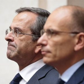 Ο Ενρίκο Λέτα ψηφίζει Αντώνη Σαμαρά.Ο ιταλός Πρωθυπουργός στηρίζει τον Ελληνα ομόλογό του, δηλώνοντας ότι θα τον ψήφιζε για πρόεδρο τηςΕΕ