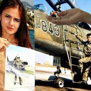 650 χιλιάδες ευρώ αποζημίωση ζητούν Τούρκοι από την Ελλάδα για F-16 τους που έπεσε στοΑιγαίο!