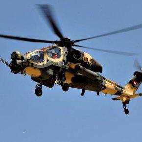 Σε υπηρεσία τα πρώτα επιθετικά ελικόπτερα T-129AEDH/Τουρκία