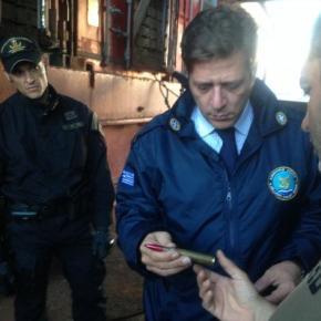 Ο Βαρβιτσιώτης στο πλοίο με τα 20000 Καλάσνικοφ – Γιατίπήγε