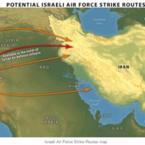 Πόλεμος κατά του Ιράν – Μπορεί το Ισραήλ να τον κάνει μόνο του; Σενάρια χάρτεςόπλα