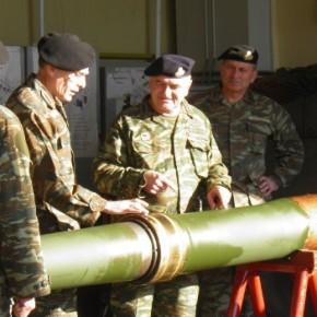 Μία σημαντική «πρώτη» για τα άρματα μάχης Leopard 2HEL της XXIIIΤΘΤ
