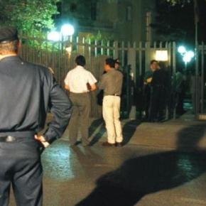 Επίθεση με πυροβολισμούς εναντίον της οικίας του γερμανού πρέσβη στοΧαλάνδρι