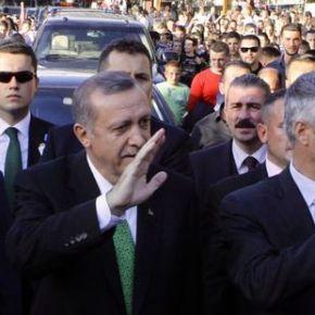 Ο Ερντογάν περί Θράκης: Η εθνικοποίηση του χώρου και η ψυχολογία τηςεπέκτασης