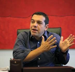 Η αντίδραση της Νέας Δημοκρατίας  στην εκλογηΤσίπρα