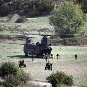 """Ξαφνική ενεργοποίηση της Δύναμης """"Δ"""" στο τριεθνές των Πρεσπών με ταυτόχρονο Συναγερμό όλης της Αεράμυνας …Μήνυμα σε Βαλκάνιους;"""