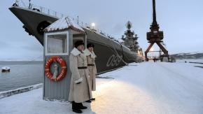 Το καμάρι του Ρώσικου Πολεμικού Ναυτικού σε περιπολία στο Αιγαίο(video)