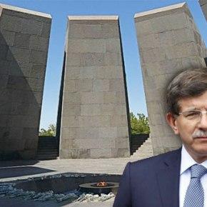 ΜΑΘΗΜΑ ΣΟΒΑΡΟΤΗΤΑΣ ΑΠΟ ΕΝΑ ΚΡΑΤΟΣ ME… Η Αρμενία επιβάλλει στον Α.Νταβούτογλου να προσκυνήσει στο μνημείο τηςΓενοκτονίας