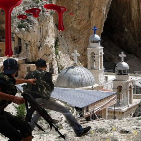 40 ΜΟΝΑΧΕΣ ΚΑΙ ΟΡΦΑΝΑ ΗΤΑΝ ΣΤΗΝ ΑΓΙΑ ΘΕΚΛΑ Συρία: Οι ισλαμιστές κατέλαβαν ελληνορθόδοξη πόλη και σφάζουνμοναχές
