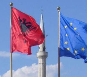Ανώμαλη προσγείωση της Αλβανίας από τουςΒρετανούς