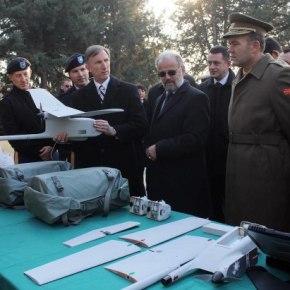 Αμερικανικές δωρεές στα Σκόπια(Φωτογραφίες)