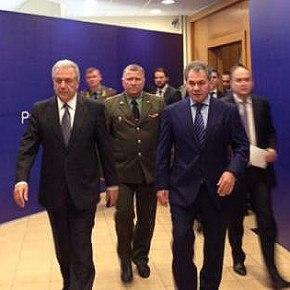 Το RIA Novosti για την επίσκεψη του Ρώσου υπουργούΆμυνας