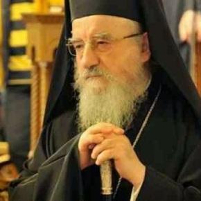 """Αιτωλίας: """"Πολλοί αγωνίζονται με μανία να ξεριζωθή ο Χριστός από τουςΕλλήνες"""""""