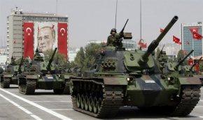 Τουρκία: Ετοιμάζει μικρότερο και πιο καλά εκπαιδευμένο στρατό .Θα μεταβεί στο στάδιο της ημι-επαγγελματικής δομής
