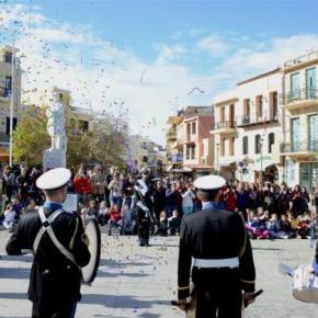 Ο Α/ΓΕΝ στις Εκδηλώσεις για τα 100 Χρόνια της Ένωσης της Κρήτης με τηνΕλλάδα