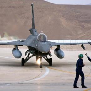 «Σάρωσαν» το Ισραήλ τέσσερα ελληνικάF-16!