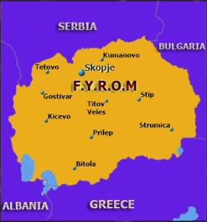 ΑΠΕΡΡΙΨΑΝ Ν/Σ ΓΙΑ ΑΠΑΓΟΡΕΥΣΗ Σκόπια: «Ναι» στη χρήση του Ηλιου τηςΒεργίνας