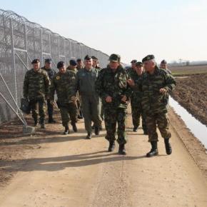 Οι Βούλγαροι ήρθαν να «αντιγράψουν» το φράχτη τουΈβρου