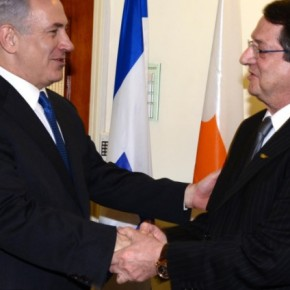 Ισραήλ στην Κύπρο: ΜΗΝ υπογράψετε σχέδιο«επίλυσης»