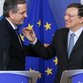 Μπαρόζο: «Ελληνες, είστε στα τελευταία μέτρα τουμαραθωνίου»