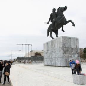 ΠΑΡΑΔΟΘΗΚΕ ΣΤΟΥΣ ΠΟΛΙΤΕΣ.Δείτε τη νέα παραλία τηςΘεσσαλονίκης