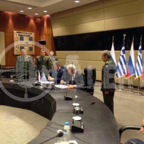 «Ποιοτική και όχι ποσοτική η συνεργασία μας με Ρωσία » λέει ο Αβραμόπουλος που πάει…Σιβηρία