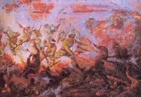 Η ΘΥΣΙΑ ΠΟΥ ΦΩΤΙΖΕΙ ΤΟΝ ΔΡΟΜΟ ΠΡΟΣ ΤΗΝ ΕΛΕΥΘΕΡΙΑ-69 χρόνια από την μάχη του ΣυντάγματοςΜακρυγιάννη